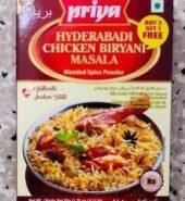 Priya Hyderabadi Chicken Biryani Masala Powder 50Gm