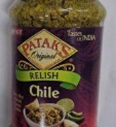 Patak Chilli Relish 10Oz