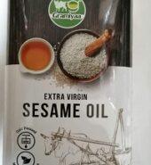 Gramiyaa Cold Press Sesame Oil in Tin 1 Ltr
