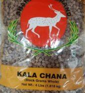 Deer Kala Chana 4Lb