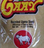 Cow Roasted Upma Mix 4Lb