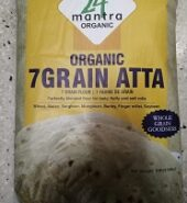 24Mantra Organic 7 Grain / Multi grain Atta 10Lb