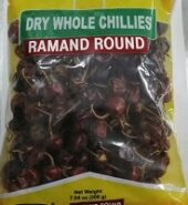 Anand Ramnad Round Dry Whole Chillies – 200Gms
