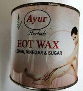 Ayur Hot Wax 600Gms