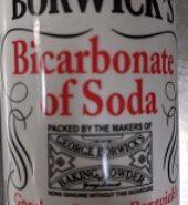 Borwick Bicarb Soda 100 Gms