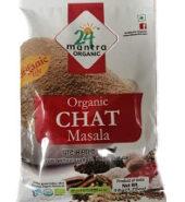 24Mantra Organic Chat Masala 50Gm