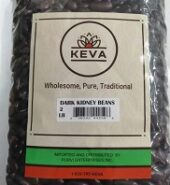 Kiva Dark Red Kidney Beans 2Lbs