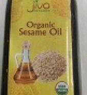 Jiva Organic Sesame Oil 1 Ltr