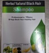 Biogreen Herbal Natural Black Hair Color Shampoo(Bottle)