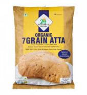 24Mantra Organic 7 Grain Atta 2.2Lb