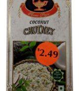 Coconut Chutney 9Oz Frozen