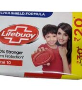Lifebouy Total (Red) Soap 125 Gm