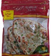 Deep Tandoori Garlic Naan