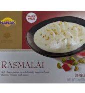 Nanak Rasmalai 20Pcs