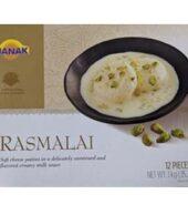 Nanak Rasmalai 12Pcs
