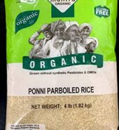 24Mantra Organic Ponni Boiled Rice 10Lb
