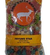 Deer Fryums Star 400G