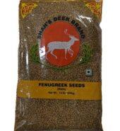 Deer Methi(Fenugreek) Seeds 14Oz
