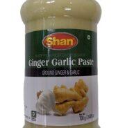 Shan Ginger Garlic Paste 700Gm