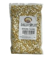 DALIA / Daliya / Roasted Chana / Putnalu 400GMS