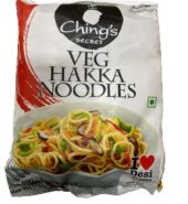 Chings Veg Hakka Noodles 600Gm