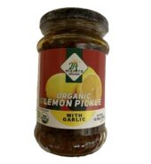 24Mantra Organic Lemon Pickle 300Gms
