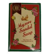 Mysore Sandal Soap (Rose) 150G