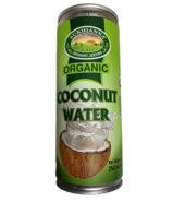 Organic Coconut Water Can 250ml (No added Sugar)