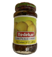Bedekar Lime Sweet Pickle 400 Gm