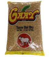 Cow Toor Dal /Tuver Dal 4Lbs