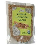 Jiva Organic Coriander Seeds 200 Gms