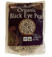 Jiva Organic Black Eye Peas ( Chavli ) 2lb