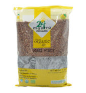 24Mantra Organic Red Rice / Kerala Matta Rice 4Lb