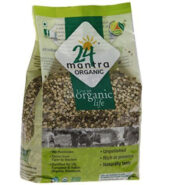 24Mantra Organic Green Moong Split 2Lb