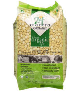 24Mantra Organic Roasted Chana / Daliya / Dalia Split 2Lb