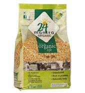 24Mantra Organic Toor Dal 4Lb