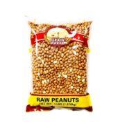 GM Raw Peanuts 4lbs