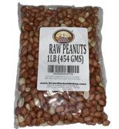 GM Raw Peanuts 1lb