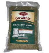 Telugu Foods Brown Top Millet 2lbs