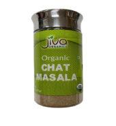 Jiva Organic Chat Masala 75 Gms
