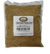 Cracked Wheat #2  2lbs