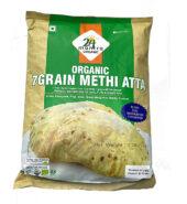 24Mantra Organic Methi Atta 2.2lb
