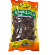 Anand Bedagi Karnataka Dry Whole Chillies 400 gm