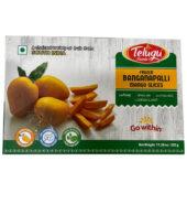 Telugu Banganapalli Mango Slice 320 Gms