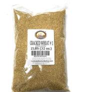 Cracked Wheat #1  2lbs