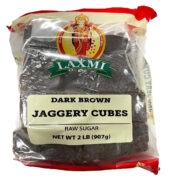 Laxmi  Jaggery Cube 2Lb(Dark Brown)