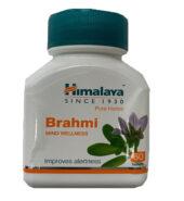 Himalaya Tablet Brahmi 60 Counts