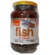 Eastern  Fish Pickle (Btl) 400Gms