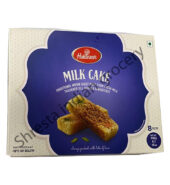 Haldiram Milk Cake 400 Gms